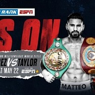 Jose Ramirez and Josh Taylor to Battle for Undisputed Junior Welterweight Crown LIVE on ESPN May 22