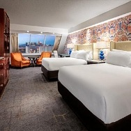 Newly Redesigned Pyramid Tower Rooms at Luxor Las Vegas Now Available for Reservations