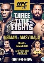 UFC 261: Usman vs. Masvidal 2 - April 22