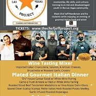 Tonight (April 13): Youth Pop Up Kitchen at D'Agostinos Trattoria with Chef Jeff Project