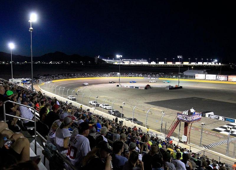 Racing Resumes at The Bullring at Las Vegas Motor Speedway this Saturday
