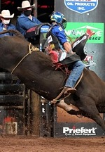 Top Bull Riders and Rodeo Athletes Head to Las Vegas for Historic Weekend