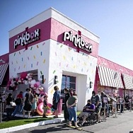 Pinkbox Doughnuts Opens First Drive-Thru Location in Las Vegas