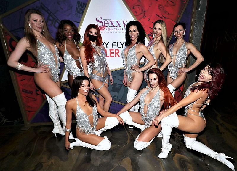 Larry Flynt's Hustler Club - Las Vegas Plans Tax Extension, 4/20 Festivities