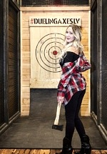 Dueling Axes Announces April Specials and Programming