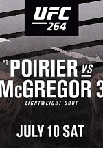 UFC Welcomes Fans Back to T-Mobile Arena for Historic Rubber Match Between (#1) Dustin Poirier and (#6) Conor McGregor July 10