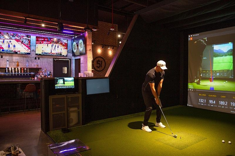 Play Alongside the Pros During Golf's Biggest Event
