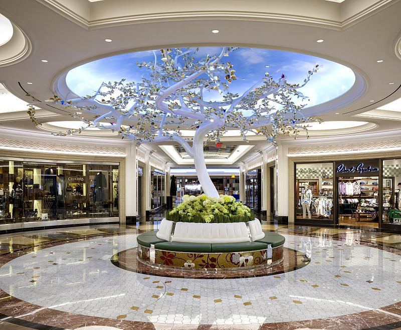 Make Your Wildest Wishes Come True at Grand Canal Shoppes inside The Venetian Resort Las Vegas this World Wish Day