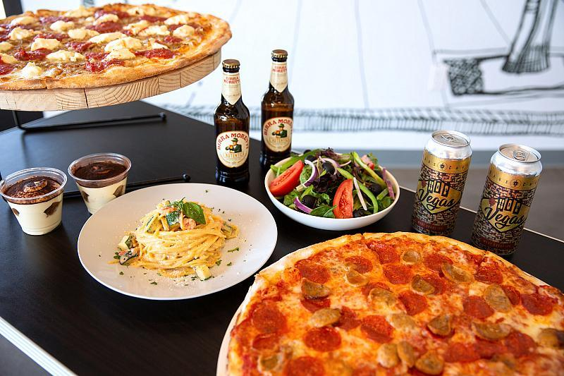 Landini's Pizzeria Introduces Family Meals for Dine-In and Takeout