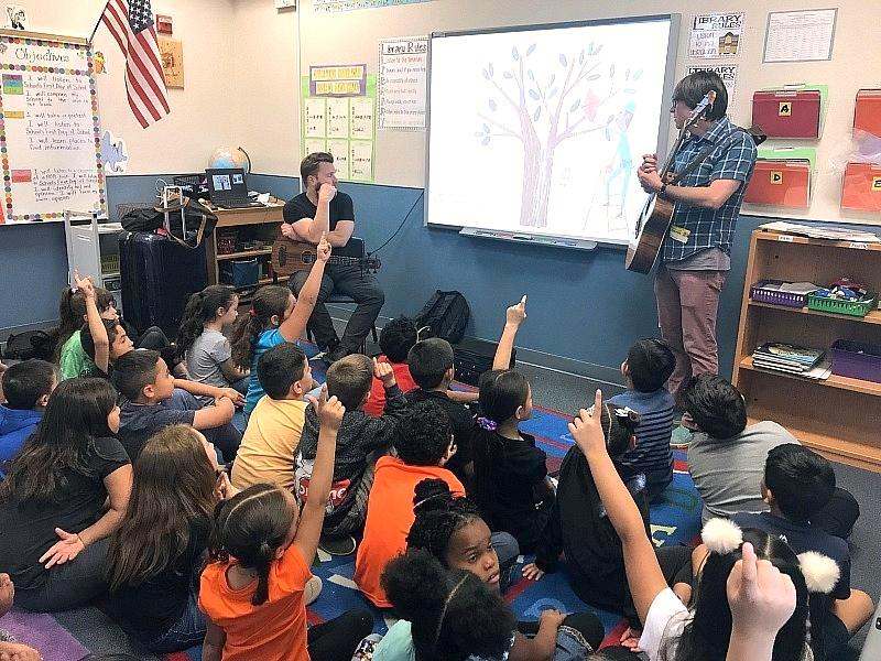 Nevada Artists: Apply through May 31 to Be Included in the Nevada Arts Council Artists in Schools + Communities Roster