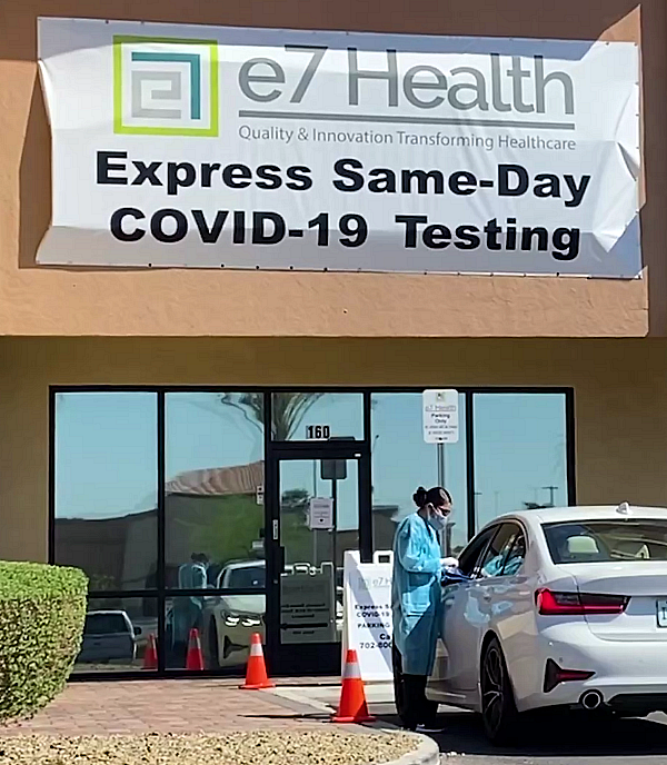 Same-Day PCR Tests for COVID-19 Now Available From e7 Health