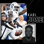 Raiders Sign S Karl Joseph
