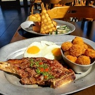 New Weekend Breakfast at Gilley's Saloon, Dance Hall & Bar-B-Que