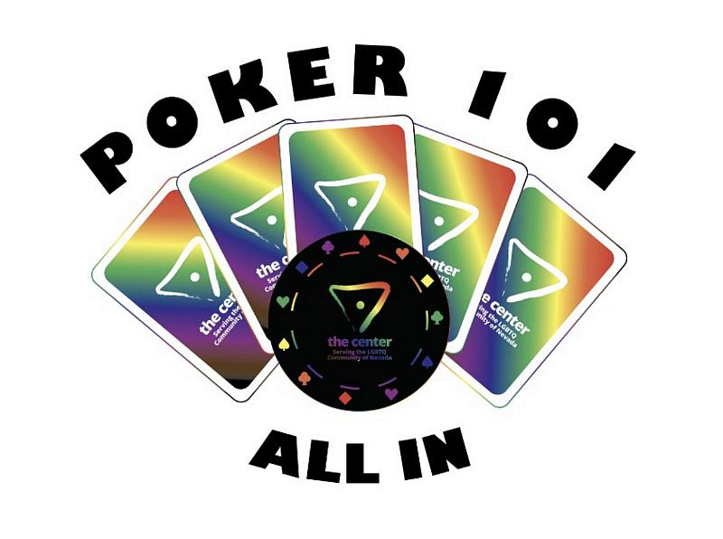 Increase Your Odds with POKER 101: ALL IN at The LGBTQ Center of Las Vegas