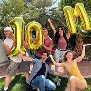 Magician Xavier Mortimer Celebrates 10 Million Followers on Social Media