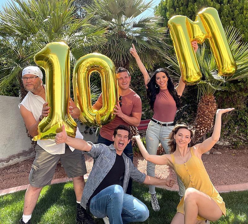 Magician Xavier Mortimer Celebrates 10 Million Followers on Social Media