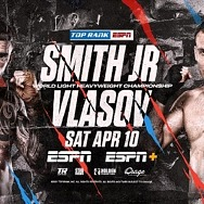 Fight Week Schedule: Joe Smith Jr. vs. Maxim Vlasov