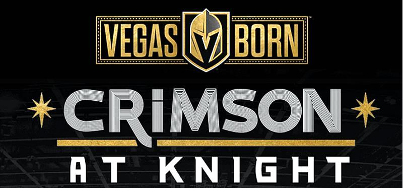 Red Rock Casino and Vegas Golden Knights Deliver Ultimate Fan Viewing Experience with 'Crimson at Knight' Pop-up Sports Lounge