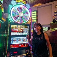 Lucky Boarding Pass Member Wins Over $600,000 on LGT's Wheel of Fortune at Red Rock Casino in Time for Its 15-Year Anniversary