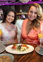 JING Las Vegas Elevates Sunday Party Brunch with a Roster of Live Entertainment