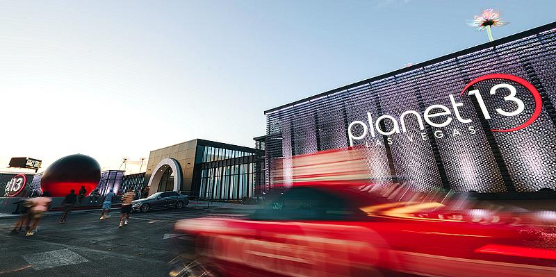 Vegas Frenzied Job Market: Signing Bonuses at Planet 13 Hiring Blitz