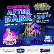 Cowabunga Bay Las Vegas Kicks off Memorial Weekend with its After Dark 21+ Party and Celebrates PRIDE Weekend