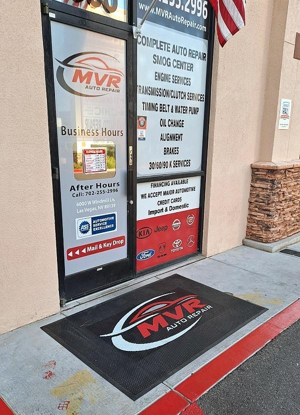 MVR Auto Repair  Memorial Day Specials Announces Referral Programs