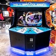 Every Tuesday, Emporium Arcade Bar Las Vegas Offers Free Play on Rare Killer Queen Game