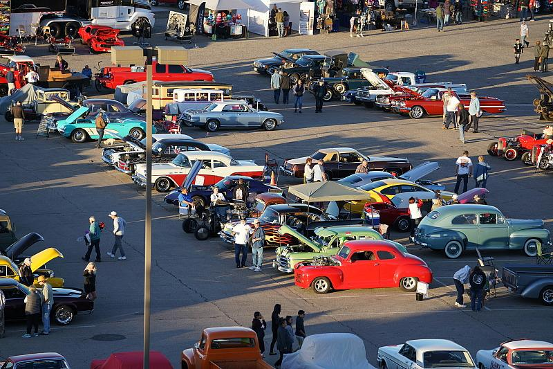 Mesquite Motor Mania Set to Roar from May 21st-23rd