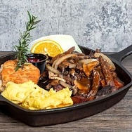 Treat Pops like He's Tops at Hash House a Go Go This Father's Day