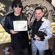 Bella Vita Kicks off Weekend with Celebrity Guest of Honor, Gene Simmons, Ongoing Live Entertainment and Bella Vita Nights - Not Just a Restaurant; It's a Lifestyle!
