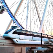 Las Vegas Monorail to Reopen May 27, 2021