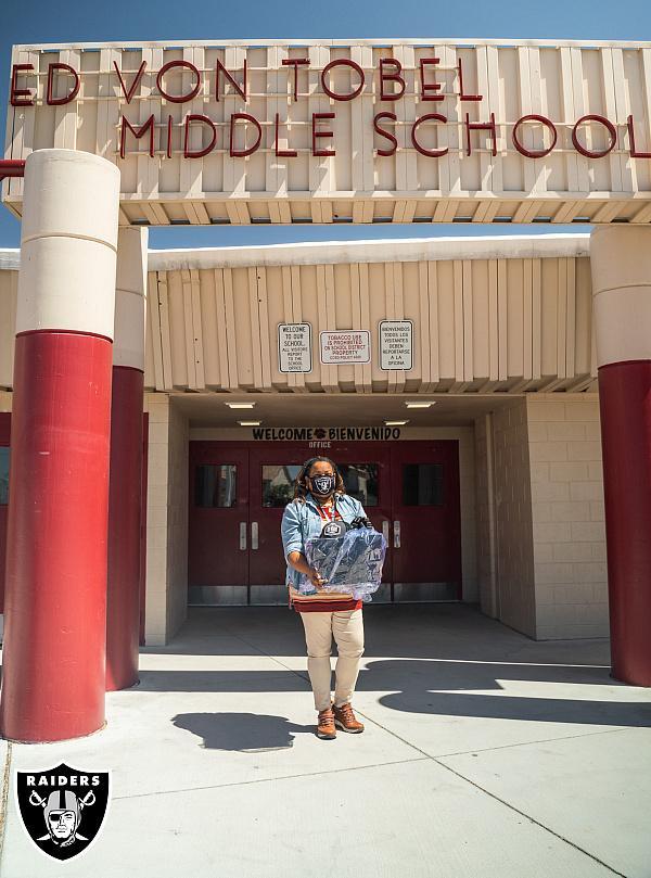 Ed Von Tobel Middle School – Ms. Hall