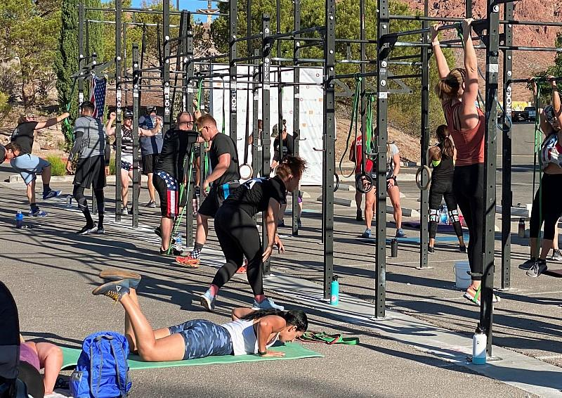 Memorial Day Murph Challenge Fundraiser Honors Those Who Sacrificed