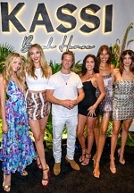 Photo Gallery: Kassi Beach House's Grand Opening Event at Virgin Hotels Las Vegas