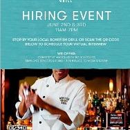 Now Hiring | Bonefish Grill Restaurants Hosting 2-Day Hiring Event
