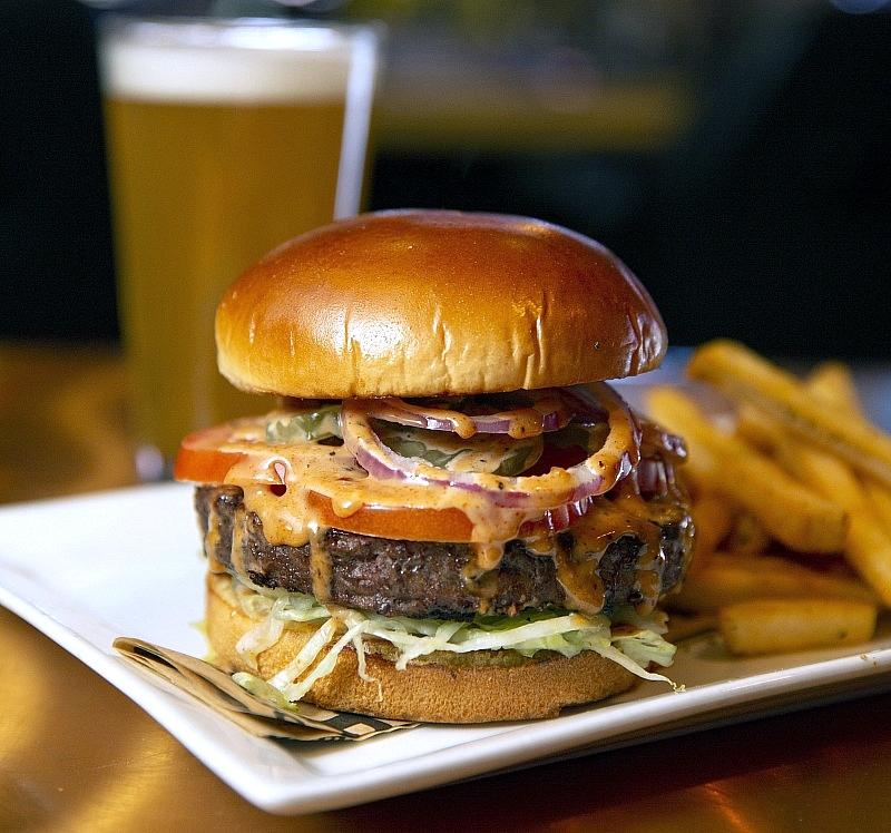 PT's Taverns to Take a Bite of National Hamburger Day with Specialty Burger Offering
