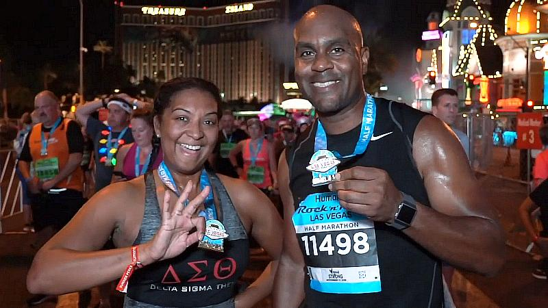 Rock 'N' Roll Running Series Las Vegas Announces New Race Experiences to Create the Ultimate Running Party Weekend