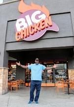 Shaquille O'Neal's Big Chicken Taps Josh Halpern as CEO