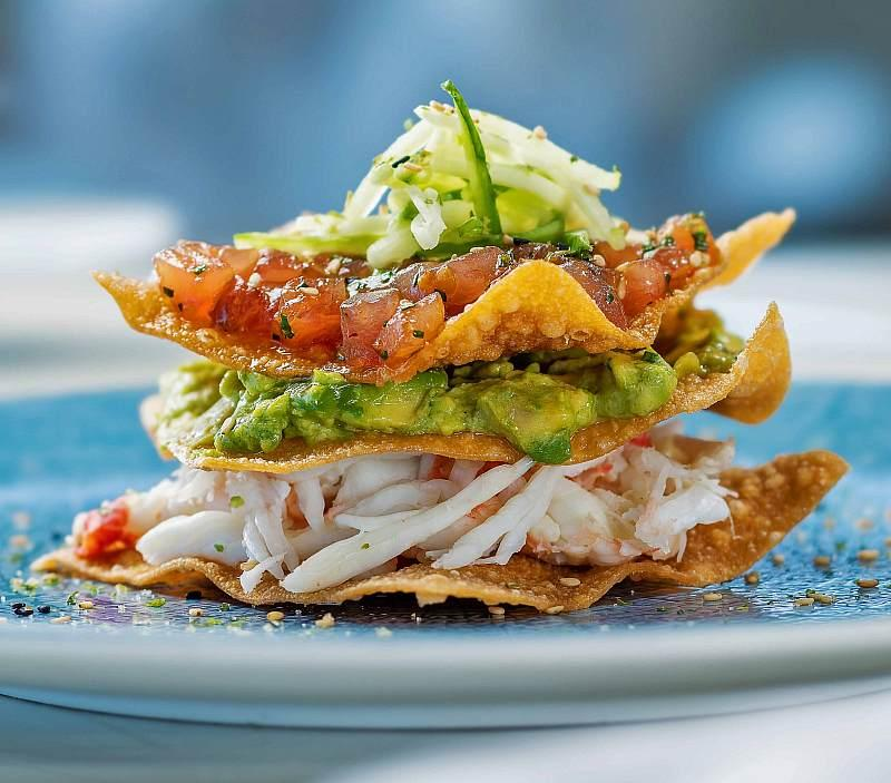 Top of the World at The STRAT Hotel, Casino & SkyPod Introduces Seasonal Dishes for Spring and Summer