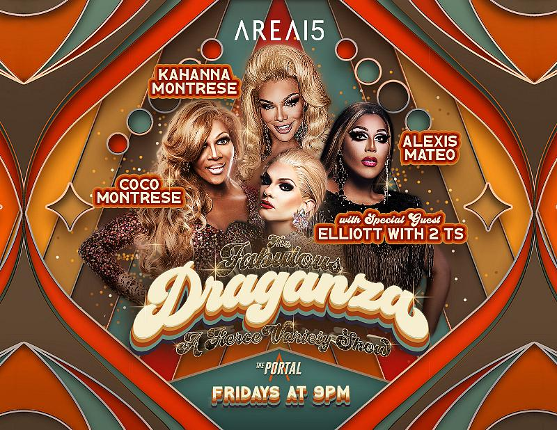 AREA15 Announces May Entertainment, Events