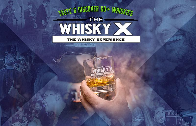 The WhiskyX to Take Over the Boulevard Pool at the Cosmopolitan of Las Vegas, Oct. 23