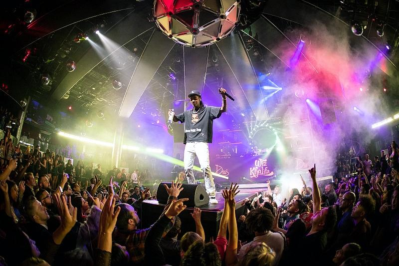 Drai's Beachclub • Nightclub Announces Grand Reopening Celebration with Full-Length Performances by Wiz Khalifa and Future`