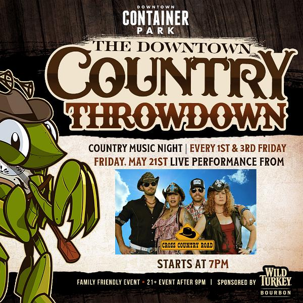 Downtown Country Throwdown Makes Its Debut at Downtown Container Park
