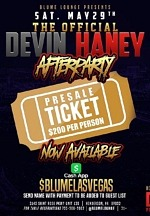Blume Kitchen & Cocktails to Host Devin Haney's Official Post-fight After Party Saturday, May 29