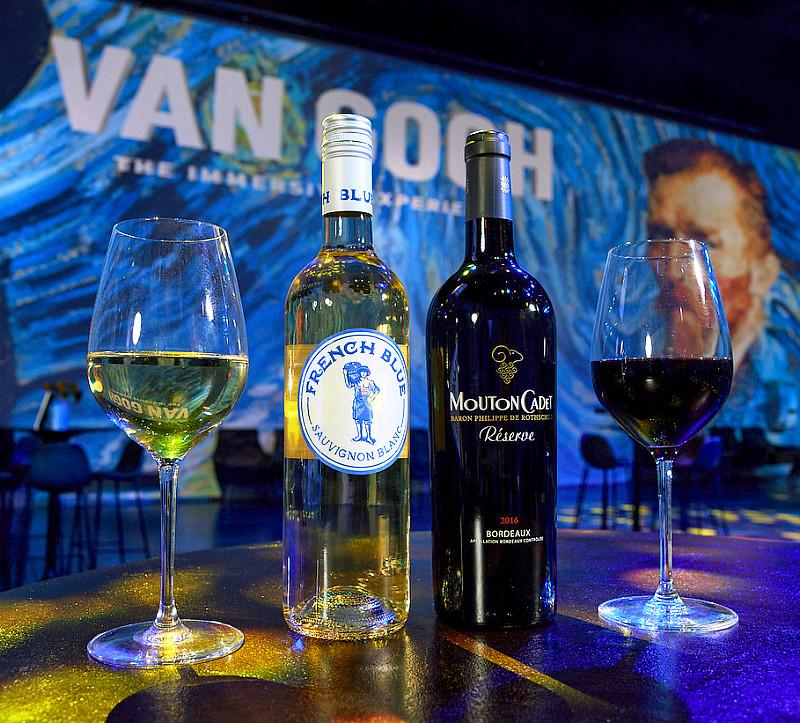"""AREA15 Offers Exclusive Cocktails, French Wines at """"Van Gogh: The Immersive Experience"""""""