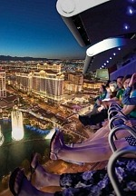 Vegas' Newest Attraction – 'Flyover' – to Debut on Las Vegas Strip in Fall 2021