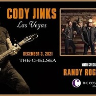 Country Artist Cody Jinks to Take The Chelsea Stage inside The Cosmopolitan of Las Vegas, Dec. 3