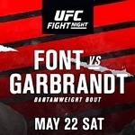 All-Action Bantamweight Headliner between (#3) Rob Font and (#4) Cody Garbrandt at UFC Apex in Las Vegas