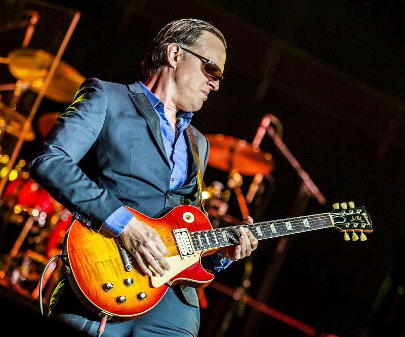 Blues Rock Titan Joe Bonamassa Returns to Las Vegas with Summer 2021 Tour